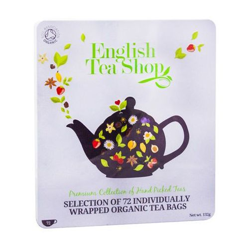 Ets bio premium collection 72 saszetki marki English tea shop