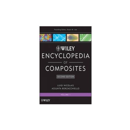 Wiley Encyclopedia of Composites (9780470128282)