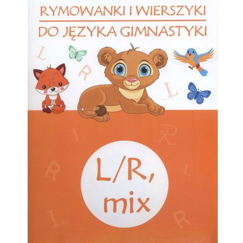 Rymowanki i wierszyki do jezyka gimnastyki L/R MIX, Klimkiewicz Danuta