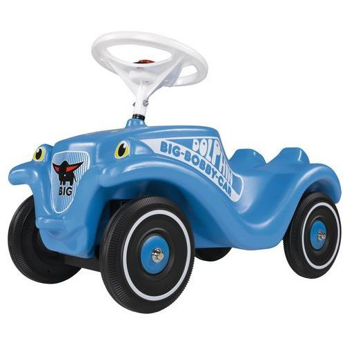 Schwarz Big 800056274 Bobby Car Trailer Fulda