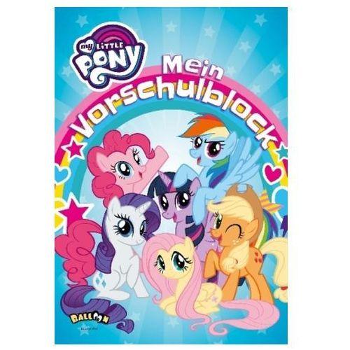 My Little Pony - Mein Vorschulblock Hasbro (9783864582783)