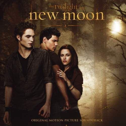 Różni Wykonawcy - New Moon - The Twilight Saga (Księżyc w nowiu) (OST)