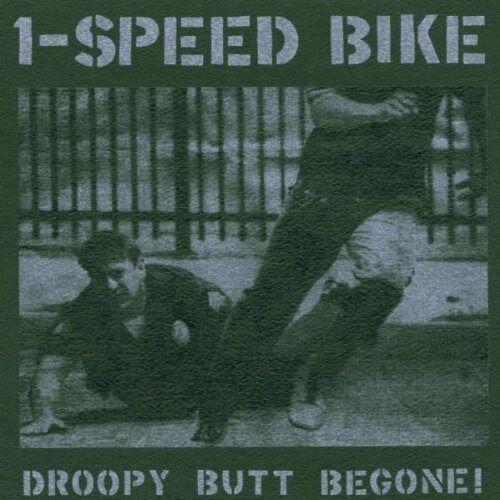 1-Speed Bike - Droopy Butt Begone !, 00048011