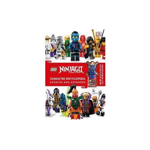 Lego Ninjago Character Encyclopedia (9781465450944)