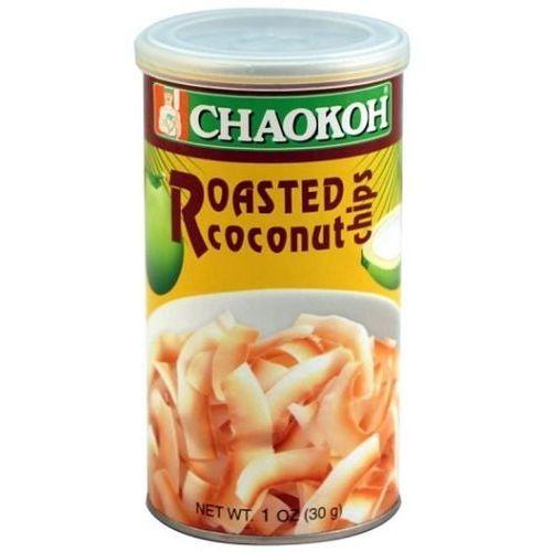 Chipsy kokosowe prażone 30g - marki Chaokoh