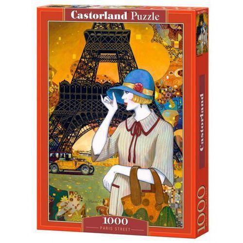 1000 elementów ulica paryża marki Castor