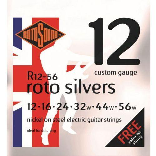 Rotosound R12-56 struny do gitary elektrycznej 12-56