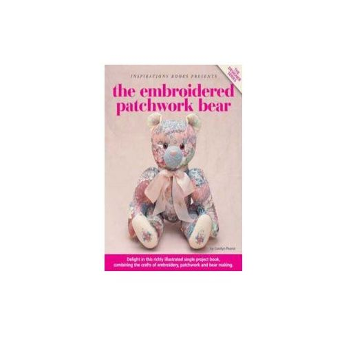 Embroidered Patchwork Bear (9780975709429)