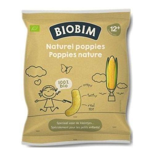 Chrupki kukurydziane naturalne powyżej 12 m-ca 25g - biobim marki 048biobim