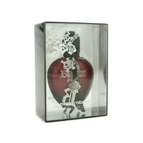 Paco Rabanne XS Black Rock N Roll Collection Woman 80ml EdT