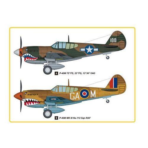 HOBBY BOSS Curtiss P-40M Kitty Hawk - Hobby Boss (6939319258014)