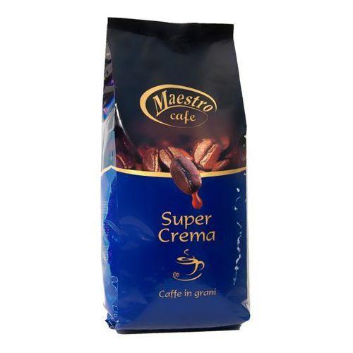 Kawa Maestrocafe Super Crema 1 kg, Maestrocafe Super Crema 1 kg