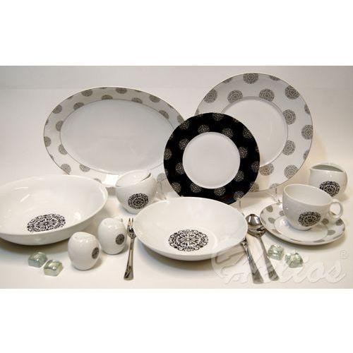 ĆMIELÓW: Serwis obiadowo-kawowy na 6 osób - QUEBEC E-734 Ika - sprawdź w Helos-Szkło