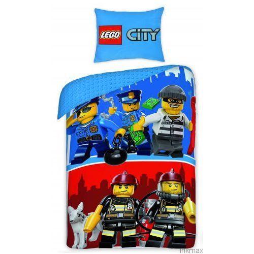 Pościel Lego CITY ze sklepu Inkmax