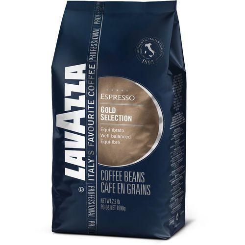 Lavazza Kawa włoska blue gold selection 1kg ziarnista