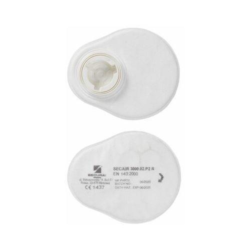 Filtr maski SECURA 3000.02 P2 CLIMAX (5907553323936)