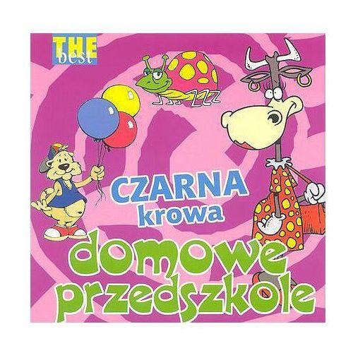 Agencja artystyczna mtj Czarna krowa - the best - domowe przedszkole (płyta cd) (5906409106341)