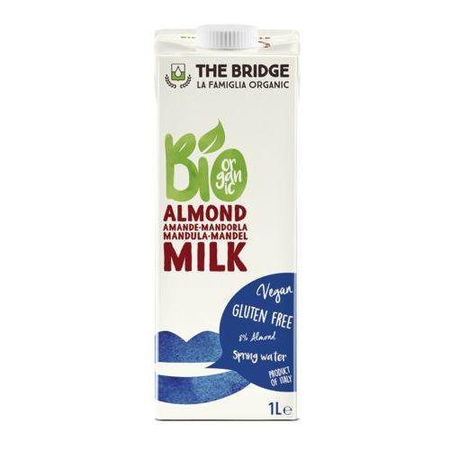 Napój Mleko Migdałowe Naturalne 1L - The Bridge - EKO HIT!