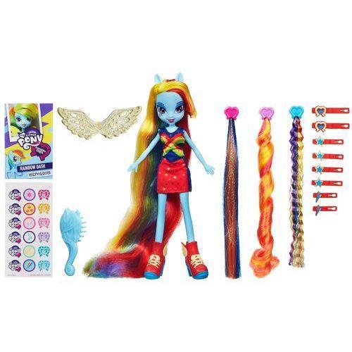 Lalka Equestria Girl Rainbow Dash A5044 Hasbro (lalka)