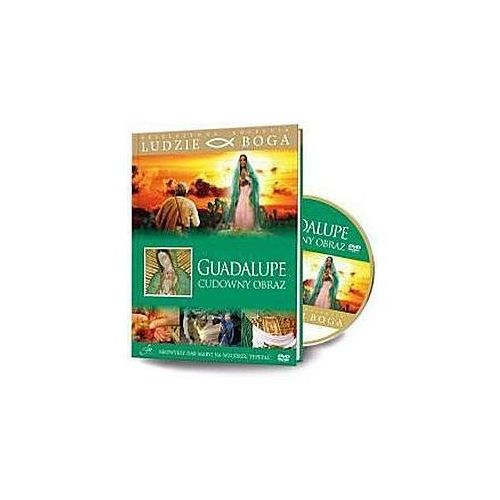 Guadalupe - cudowny obraz (ks+dvd) marki E-lite distribution
