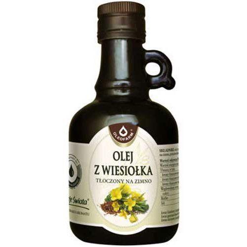 Oleofarm Olej z wiesiołka tłoczony na zimno 250ml