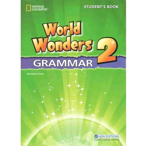 World Wonders 2 Podręcznik Język angielski Szkoła podstawowa (9781424059324)