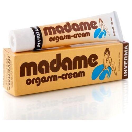 Madame Orgasm krem stymulujący dla kobiet wzmacniający orgazm 18 ml