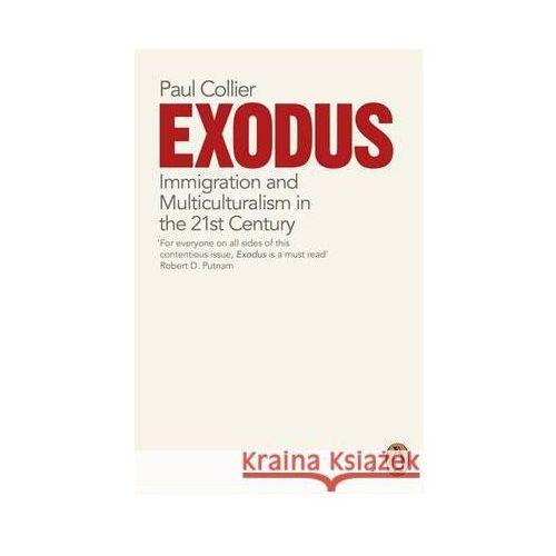 Exodus - Wysyłka od 3,99 - porównuj ceny z wysyłką, Paul Collier
