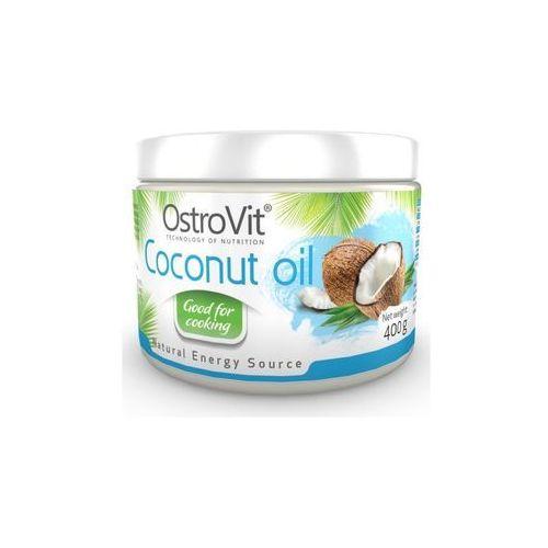 OSTROVIT Coconut Oil ( Olej Kokosowy ) - 400g (5902232612363)