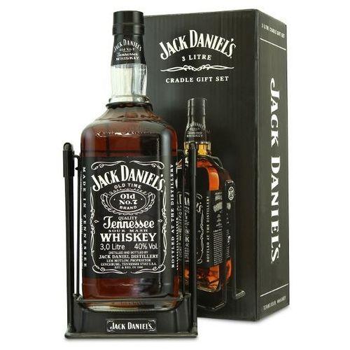 Jack daniels Whiskey jack daniel's 3l kołyska huśtawka z kategorii Alkohole