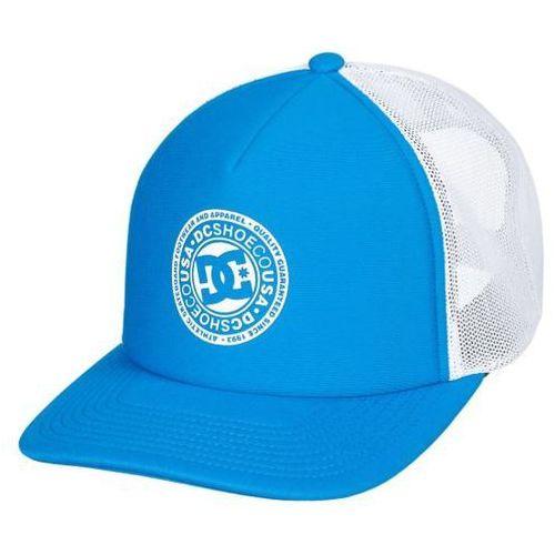 DC chłopięca czapka z daszkiem uniwersalna niebieska (3613374208414)