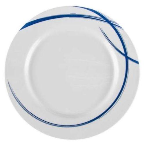 Komplet obiadowy Fairy Navy 18-elementowy. (serwis obiadowy) od www.dobregarnki.pl