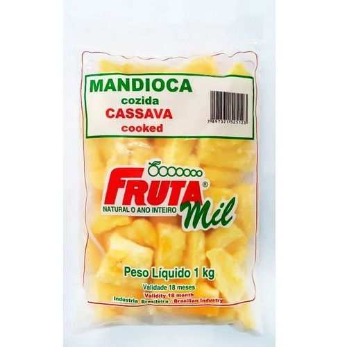 Cassava Premium - mrożone frytki z manioku - 1 kg