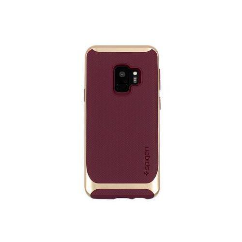 Spigen Samsung galaxy s9 - etui na telefon neo hybrid - burgundy