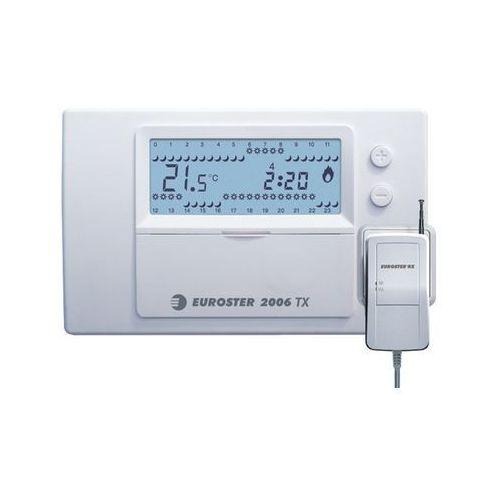 Programowany, bezprzewodowy, regulator temperatury 2006txrx marki Euroster