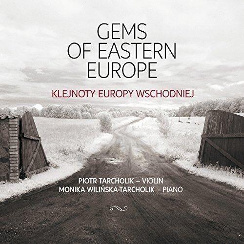 Klejnoty Europy Wschodniej (CD) - Piotr Tarcholik (5902176502294)