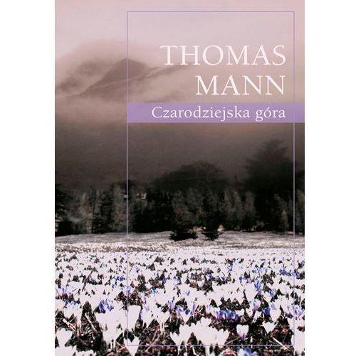 Czarodziejska góra - Thomas Mann (9788328708242)