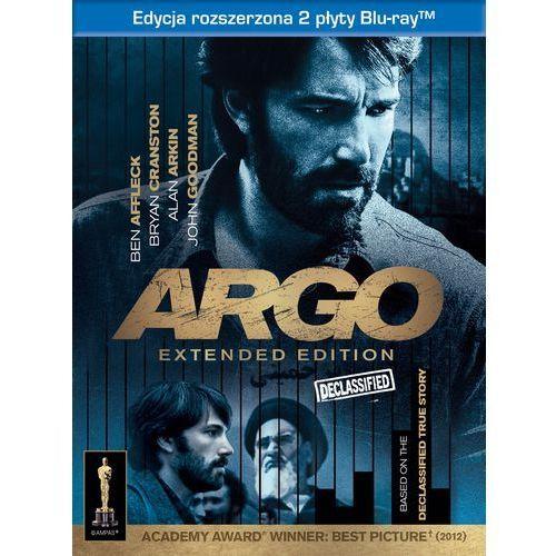 Operacja Argo. Edycja rozszerzona (2 Blu-ray HD) (Płyta BluRay) (7321999328252)