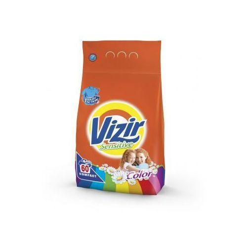 Vizir Sensitive Color Proszek do prania kolorowego 4.2kg (60 prań) (proszek do prania ubrań)