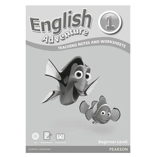 English Adventure 1. Story Cards Beginner Pack (9781408284681)