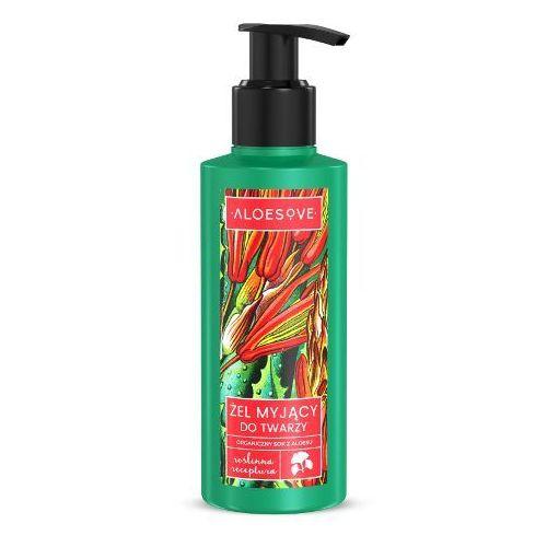 Aloesove żel do mycia twarzy 150ml marki Sylveco