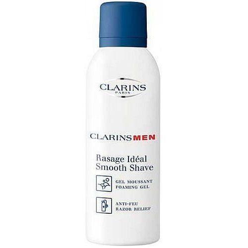 Clarins men shave delikatny pieniący się żel do golenia (smooth shave foaming gel) 150 ml (3380810501100)