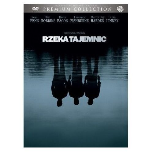 Clint eastwood Rzeka tajemnic (premium collection) (dvd) -