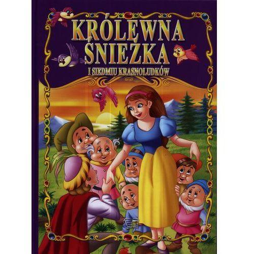 Królewna Śnieżka i siedmiu krasnoludków (36 str.)