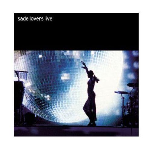 Sade - Lovers Live (5099750612521)