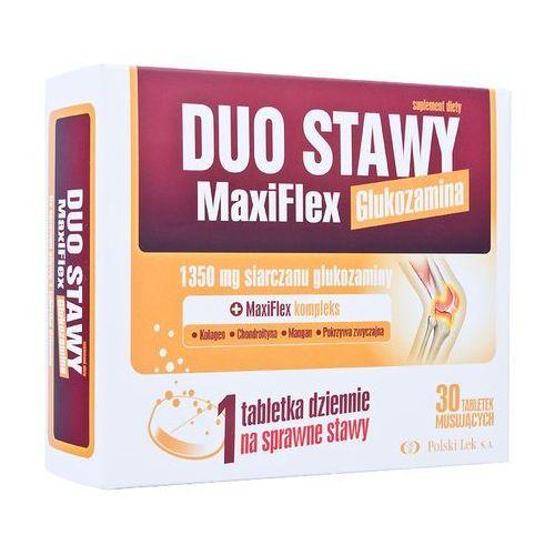 Duo Stawy MaxiFlex Glukozamina tabl.mus. 0,135 g 30 tabl. (2 blist.po 15 szt.) (tabletki)
