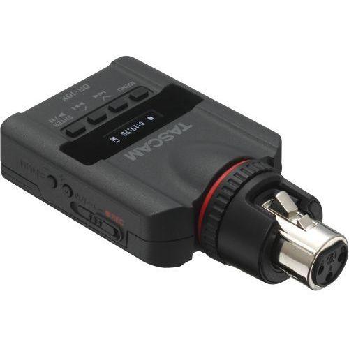 dr 10x rejestrator cyfrowy, zapis na karcie pamięci microsd marki Tascam