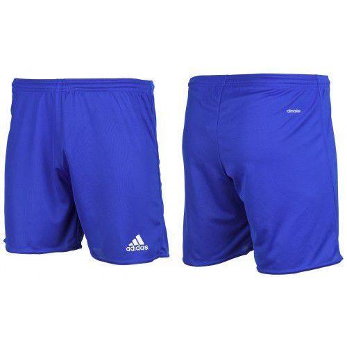 Adidas performance parma krótkie spodenki sportowe bold blue/white