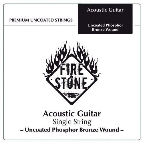 Fire&Stone (667141) struna pojedyncza Phosphor Bronze -.041in./1,04mm