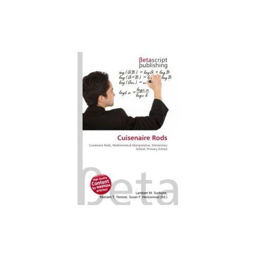Cuisenaire Rods (Książka) (9786131135019)